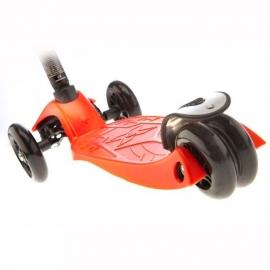 Самокат Maxi Micro T красный для детей от 5 до 12 лет