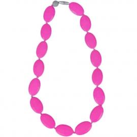 Слингобусы из силикона Itzy Ritzy Pebble Hot Pink
