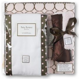 Подарочный набор для новорожденного Gift Set Pink w/BR Mod C