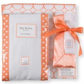 Подарочный набор для новорожденного Gift Set Orange Mod Circle