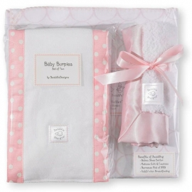 Подарочный набор для новорожденного Gift Set Pink Mod on WH