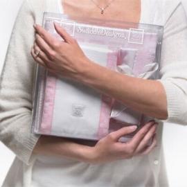 Подарочный набор для новорожденного Organic Gift Set Pstl Blue Mod IV