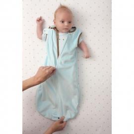 Детский спальный мешок SwaddleDesigns zzZipMe 3-6 М PY Baby Velvet/PY