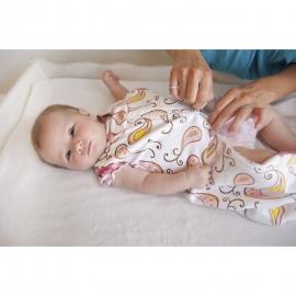Спальный мешок детский SwaddleDesigns zzZipMe 6-12 М PK/M Baby Velvet