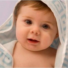 Детские мочалки SwaddleDesigns Washcloth set WH w/BL M Mod