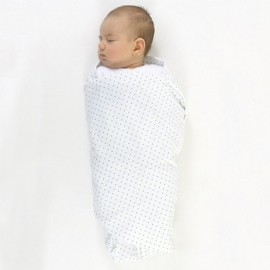 Набор пеленок SwaddleDesigns Swaddle Duo SeaCrystal Duo