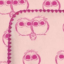 Фланелевая пеленка для новорожденного SwaddleDesigns VB Owls