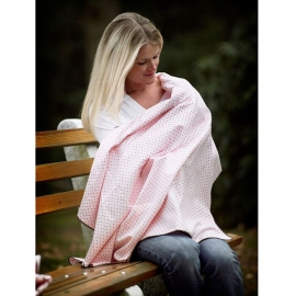 Фланелевая пеленка для новорожденного SwaddleDesigns PP/TG Sparklers