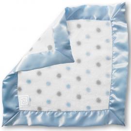 Платочек обнимашка Baby Lovie-плюшевая нежность PB & Sterling Dot