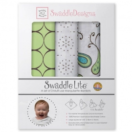 Наборы пеленок SwaddleDesigns SwaddleLite Modern
