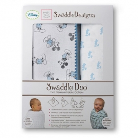 Набор пеленок SwaddleDesigns Swaddle Duo Disney Classic PB