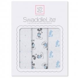 Набор пеленок SwaddleDesigns SwaddleLite Disney Classic PB