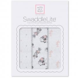 Набор пеленок SwaddleDesigns SwaddleLite Disney Classic PP
