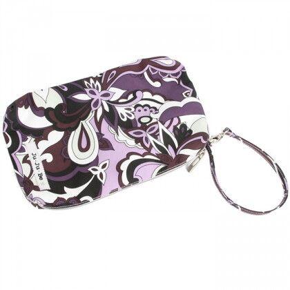 Сумочка BeQuick Ju-Ju-Be purple paisley