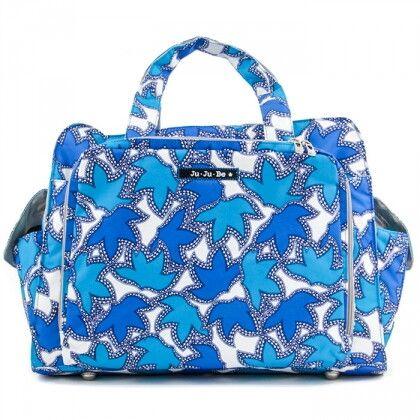 Дорожная сумка или сумка для двойни Ju-Ju-Be Be Prepared sapphire lace