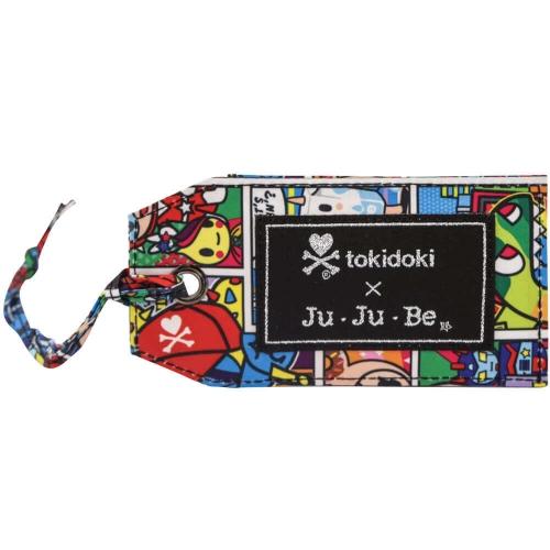 Багажная бирка Ju-Ju-Be Be Tagged tokidoki super toki