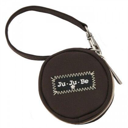 Сумочка для пустышек Ju-Ju-Be Paci Pod brown/champagne