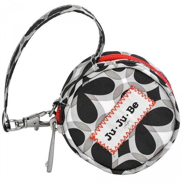Сумочка для пустышек Ju-Ju-Be Paci Pod crimson kaleidoscope