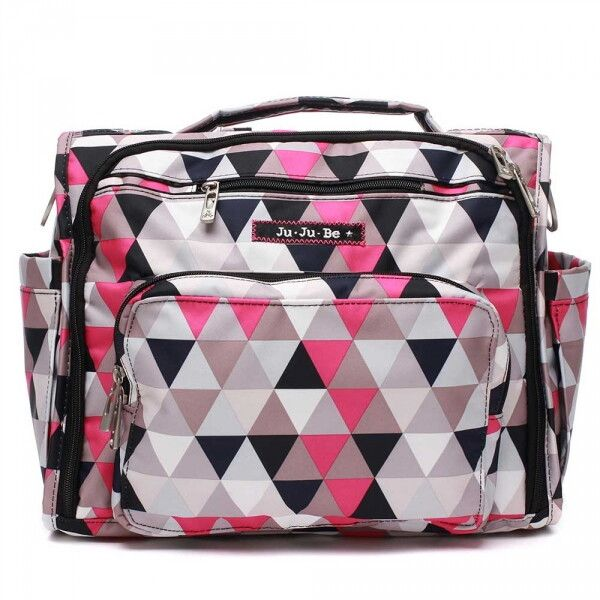 Сумка рюкзак для мамы Ju-Ju-Be B.F.F. pinky swear
