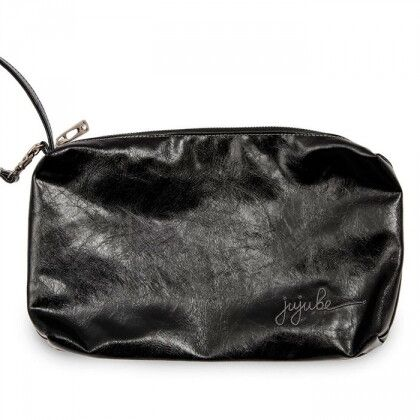 Сумочка Ju-Ju-Be BeQuickEarth Leather black/hot pink