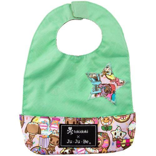Слюнявчик Ju-Ju-Be Be Neat tokidoki donutellas sweet shop