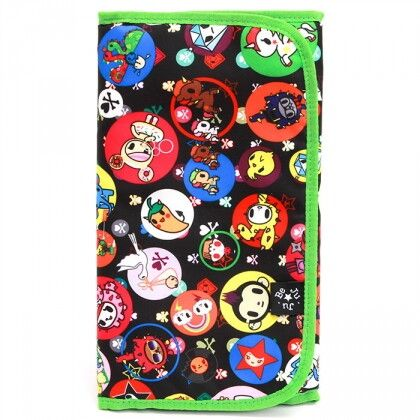 Коврик Ju-Ju-Be Changing Pad tokidoki bubble trouble