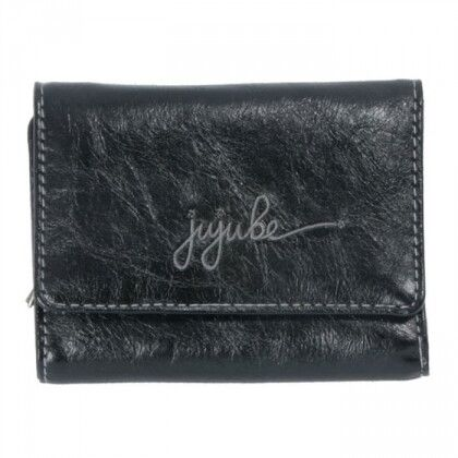 Кошелек Ju-Ju-Be Be Be Thrifty - Earth Leather Black/dizzy daisies