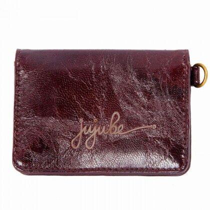 Визитница Ju-Ju-Be Business Be Earth Leather brown/zany zinnias