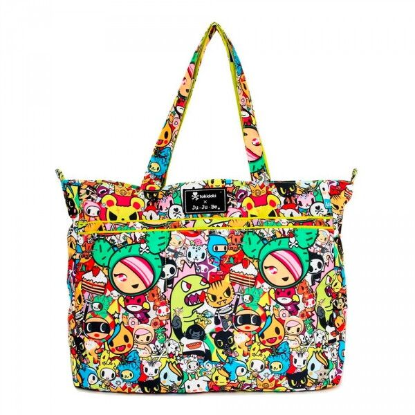 Сумка для мамы Ju-Ju-Be Super Be tokidoki iconic