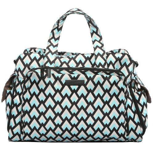 Дорожная сумка или сумка для двойни Ju-Ju-Be Be Prepared onyx black diamond