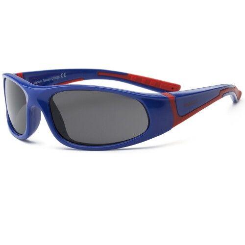 Детские солнцезащитные очки Real Kids Bolt 4+ синий/красный