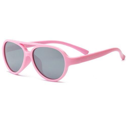 Детские солнцезащитные очки Real Kids Авиатор 4+ розовые