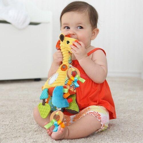 """Развивающая игрушка """"Жирафик"""" infantino"""