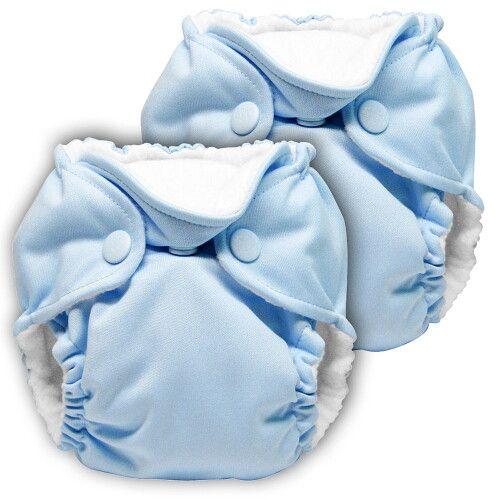 Многоразовые подгузники для новорожденных Lil Joey Kanga Care 2 шт. Powder