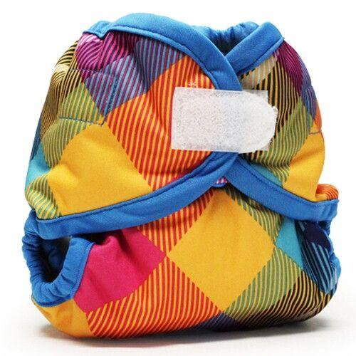 Обложка подгузник Newborn Aplix Cover Kanga Care Preppy