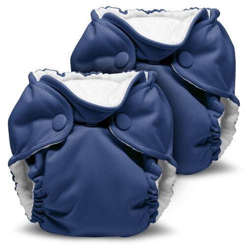 Многоразовые подгузники для новорожденных Lil Joey Kanga Care 2 шт. Nautical