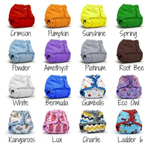 Подгузник для плавания Newborn Snap Cover Kanga Care* Случайный принт*