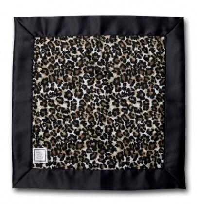 Комфортер платочек обнимашка Baby Lovie - Flannel Cheetah