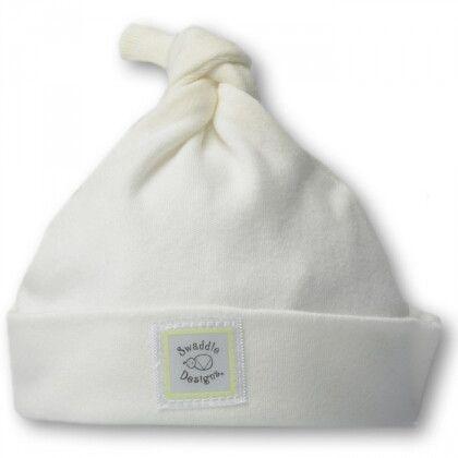 Шапочки из органического хлопка Organic Knotted Hat w/Logo