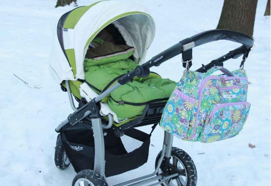сумка для мамы и малыша