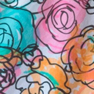 Сумочки для путешествий Itzy Ritzy Wet Bag Watercolor Bloom