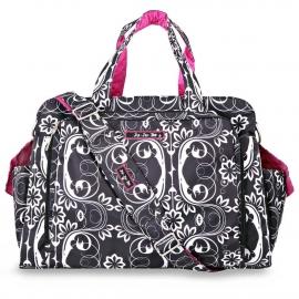 Дорожная сумка или сумка для двойни Ju-Ju-Be Be Prepared shadow waltz