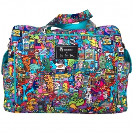 Дорожная сумка или сумка для двойни Ju-Ju-Be Be Prepared tokidoki kaiju city