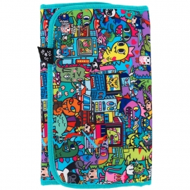 Коврик Ju-Ju-Be Changing Pad tokidoki kaiju city