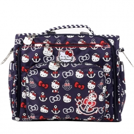 Сумка рюкзак для мамы Ju-Ju-Be B.F.F. hello kitty out to sea