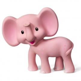 """Infantino Прорезыватель """"Розовый Слоненок"""" infantino"""