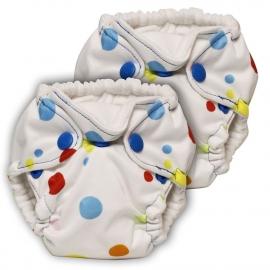 Многоразовый подгузник для новорожденного Lil Joey Kanga Care Gumball