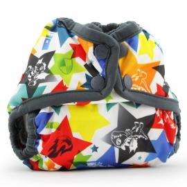 Подгузник для плавания Newborn Snap Cover Kanga Care Dragons Fly/Castle