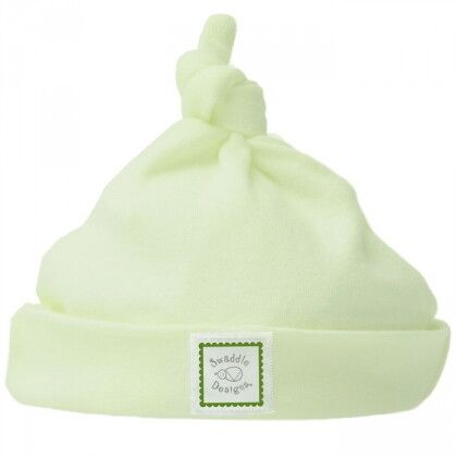 Шапочка Knotted Hat Kiwi/Pure Green