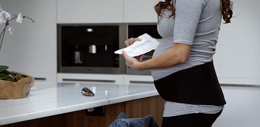 особенности ношения при беременности и после